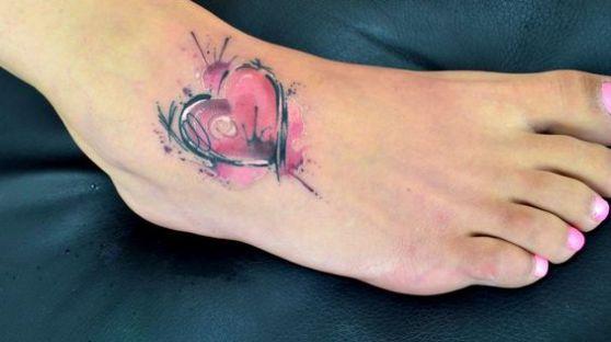 Tatouage Coeur (3)