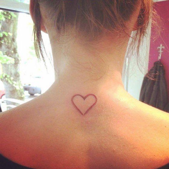 Tatouage Coeur Femme (8)
