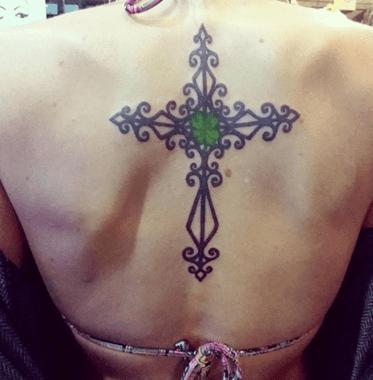 Tatouage Crois Celtique (1)
