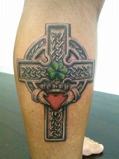 Tatouage Crois Celtique (5)