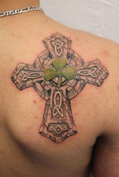 Tatouage Crois Celtique (6)