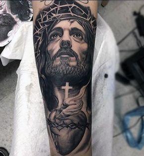 Tatouage Crois Homme (1)