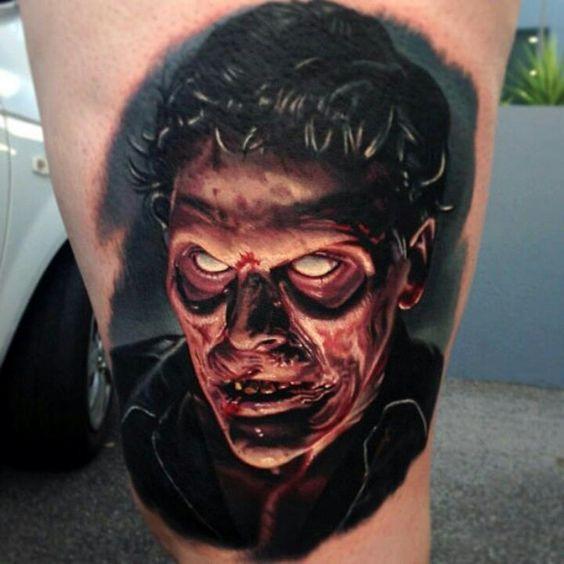 Tatouage Demon (1)