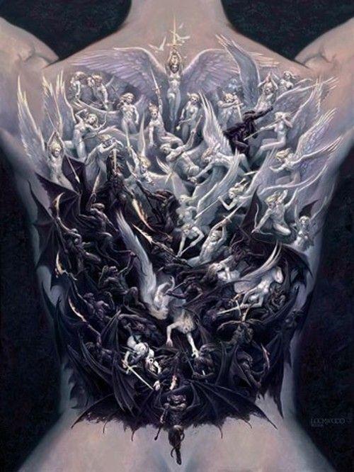 Tatouage Demon (13)