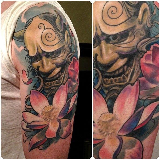 Tatouage Demon Japonais (2)