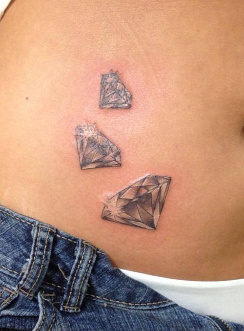 Tatouage Diamant (3)