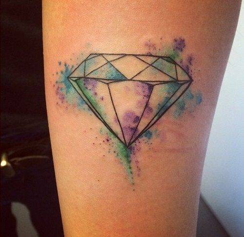 Tatouage Diamant (4)