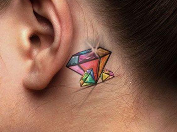 Tatouage Diamant Femme (1)