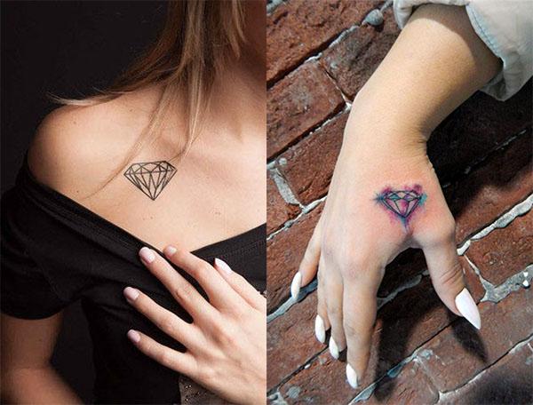 Tatouage Diamant Femme (6)