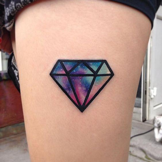 Tatouage Diamant Homme (12)