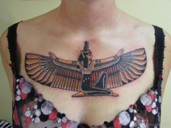 Tatouage Egyptien Femme (2)
