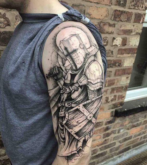 Tatouage Epaule Homme (15)