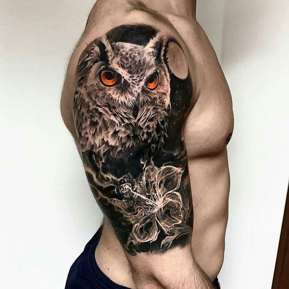 Tatouage Epaule Homme (2)