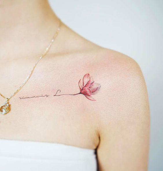 Tatouage Fleurs Noms (11)