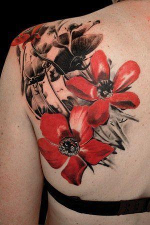 Tatouage Fleurs Retour (1)