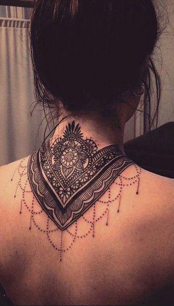 Tatouage Gothiques Femme (5)