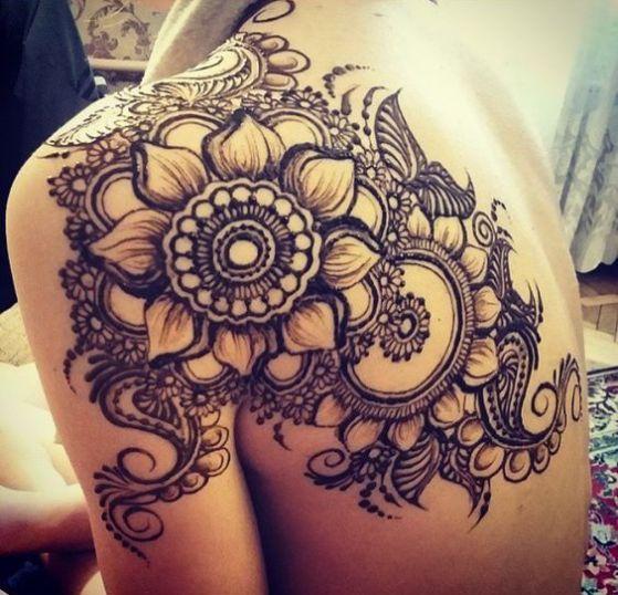 Tatouage Henne (12)