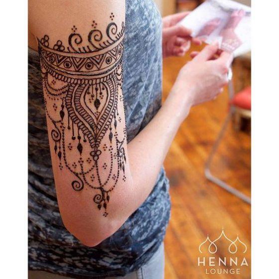 Tatouage Henne (4)