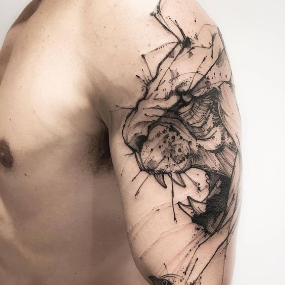 Tatouage Homme Bras (10)