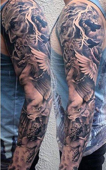Tatouage Homme Bras (3)