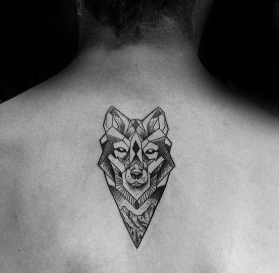 Tatouage Homme Simple (2)
