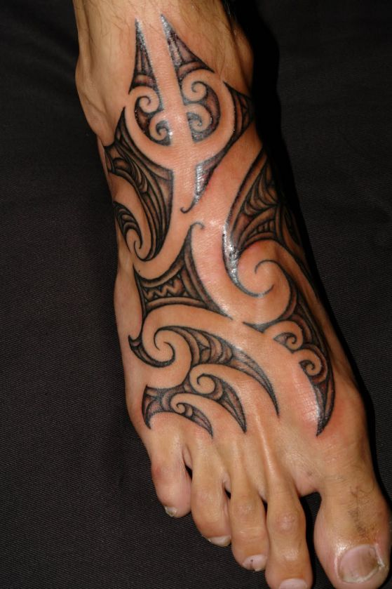Tatouage Maorie (10)
