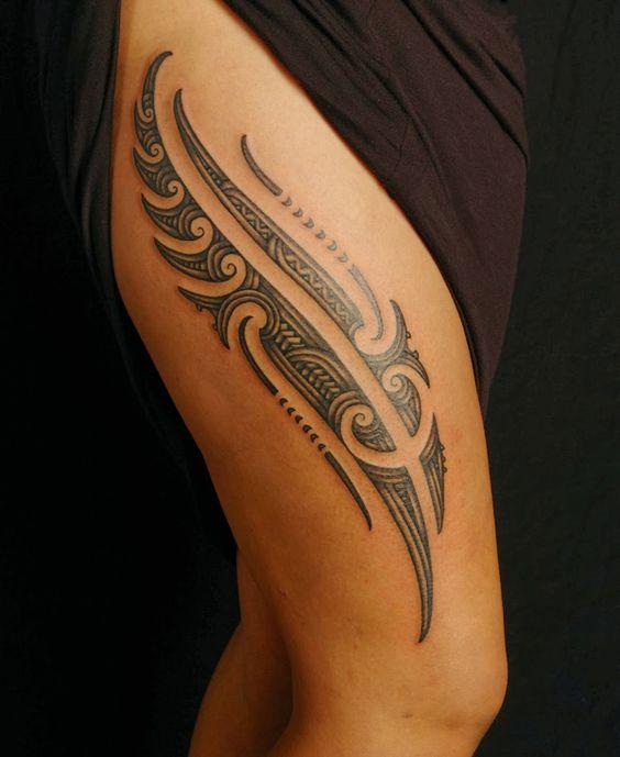 Tatouage Maorie (11)