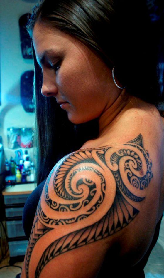 Tatouage Maorie (7)