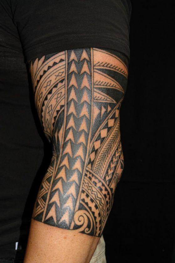Tatouage Maorie Homme (3)