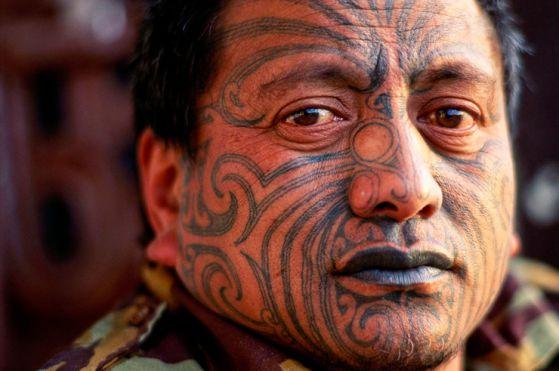 Tatouage Maorie Homme (4)