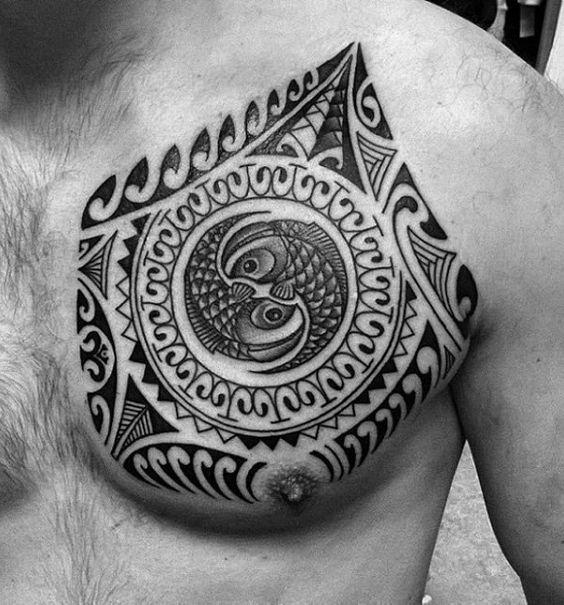 Tatouage Maorie Homme (6)