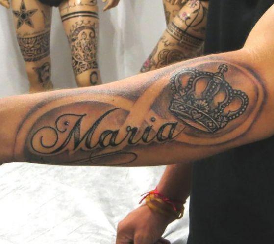 Tatouage Noms Bras (14)