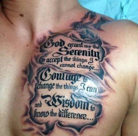 Tatouage Poitrine (3)