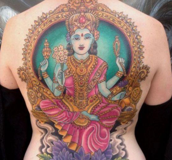 Tatouage Religieux (4)