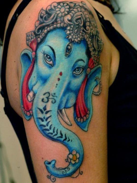 Tatouage Religieux Bras (1)