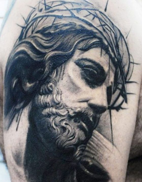 Tatouage Religieux Catholique (3)