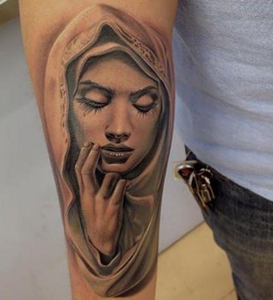 Tatouage Religieux Homme (2)