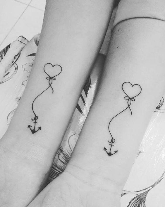 Tatouage Soeurs Simple (10)