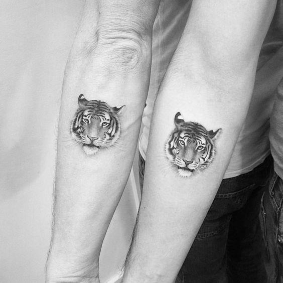 Tatouage Tigre Bras (8)