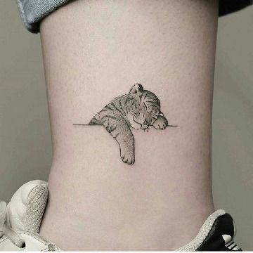 Tatouage Tigre Femme (6)