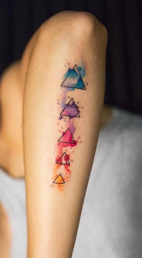 Tatouage Triangle Femme (11)