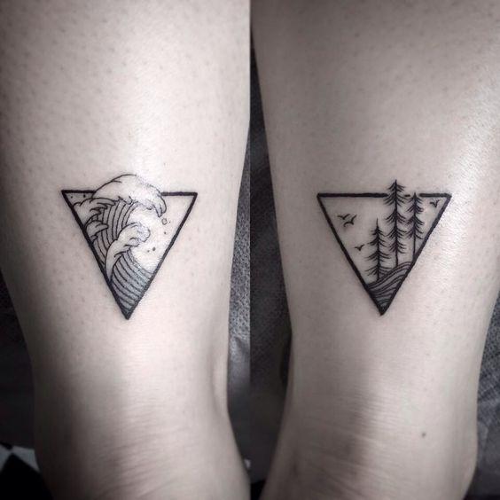 Tatouage Triangle Homme (16)