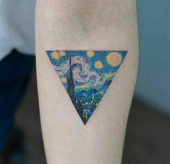 Tatouage Triangle Homme (19)