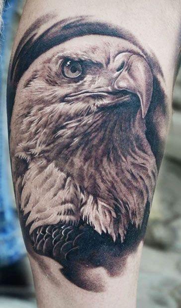 Tatouages Aigle Homme (9)