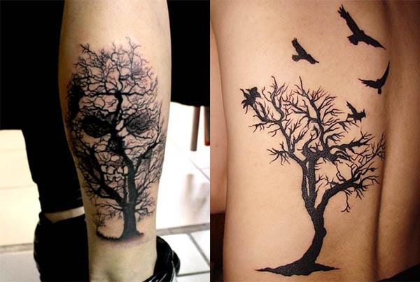 Tatouages Arbres (6)