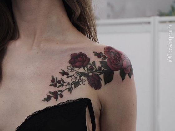 Tatouages Fleurs (1)