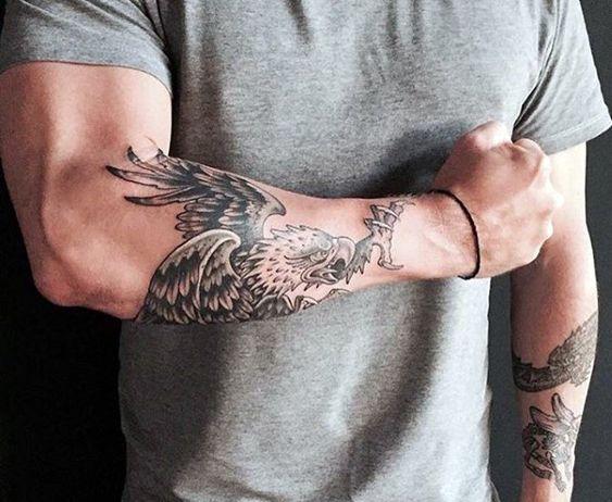 Tatouages Oiseaux Homme (11)