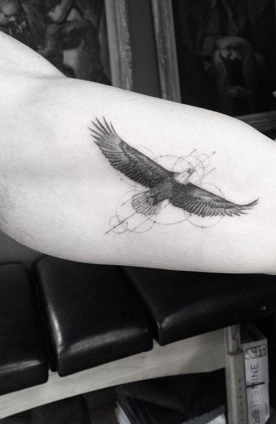 Tatouages Oiseaux Homme (5)
