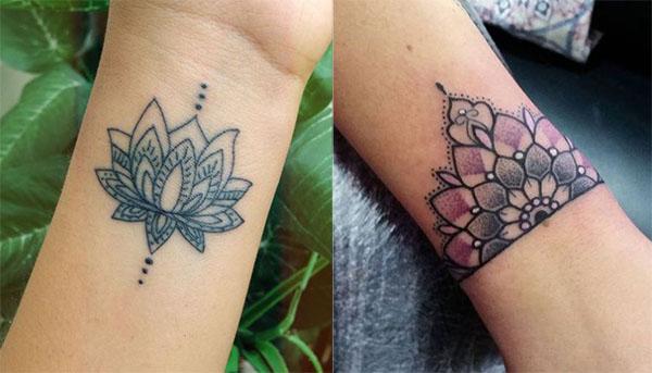 Tatouages Poignet Bracelet