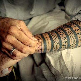 Tatuaje Antiguo